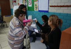 ONPE: solo el 53% de electores sabe cuál es su local de votación