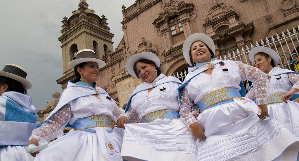 Los destinos más buscados por los peruanos para viajar en carnavales son: Cajamarca, Lima, Piura, Cusco e Iquitos.(Foto: Juan Puelles /PromPerú)