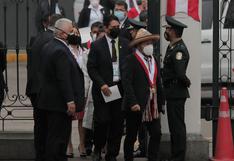 Fractura en Perú Libre crea incertidumbre ante el voto de confianza