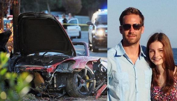 Paul Walker: Porsche respondió así a la demanda de su hija