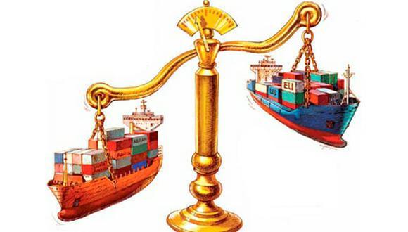 la balanza comercial registra el intercambio de mercancias entre un país y el resto del mundo.(Foto: urosario)