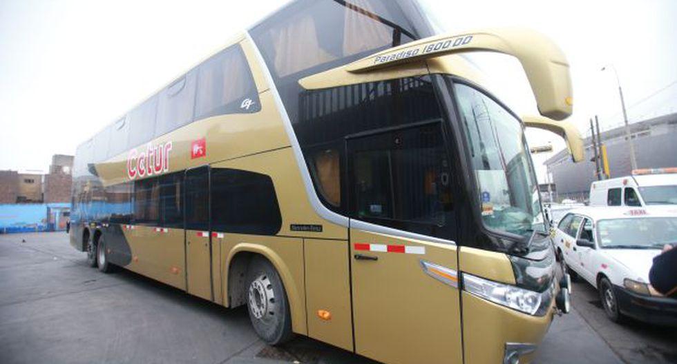 Asaltan bus de Flores a la altura de Chincha