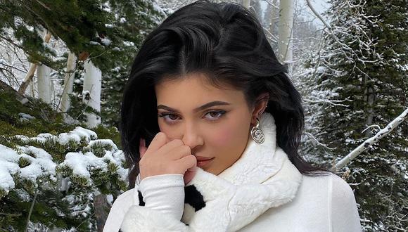 Kylie Jenner tiene 22 años y es la menor del clan Kardashian-Jenner (Fotos: Instagram)