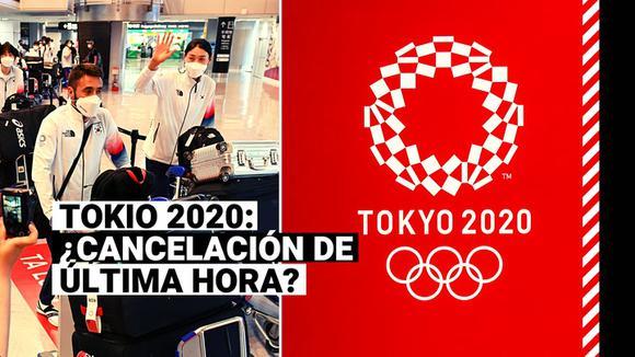 Organización de Tokio 2020 no descarta cancelación de última hora por casos de COVID-19