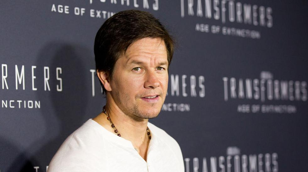 """Transformers 4"": Mark Wahlberg causó furor en Australia - 1"