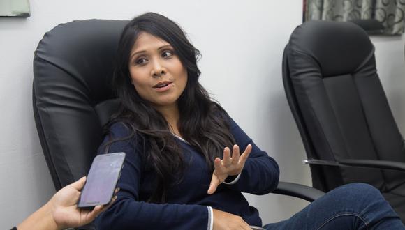 Tula Rodríguez y su hija se vacunaron contra el COVID-19. (Foto: Karina Mendoza para El Comercio)