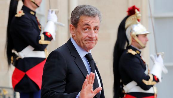 El expresidente de Francia Nicolas Sarkozy, aquí a su salida de los funerales de Jacques Chirac, tendrá que sentarse en el banquillo de los acusados. (Foto: Reuters)