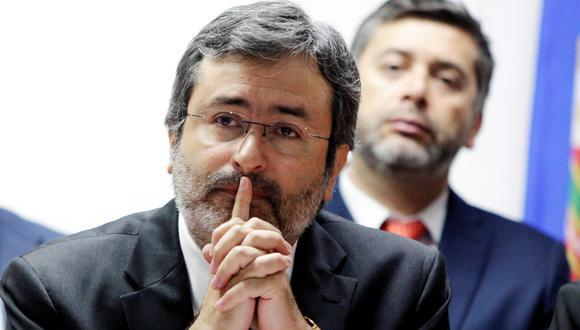 Juan Jiménez Mayor dejó de ser jefe de la misión anticorrupción de la OEA en Honduras. (Foto: Reuters/Jorge Cabrera)