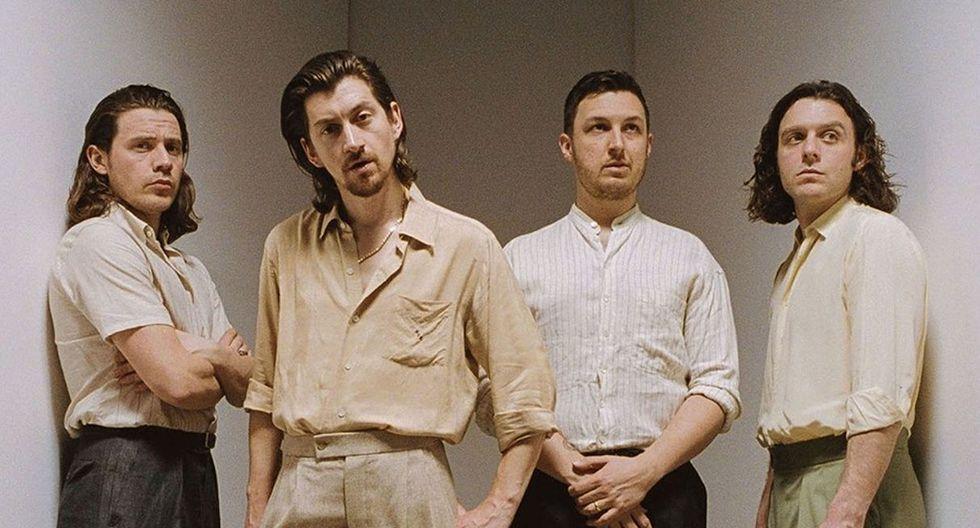 La reconocida banda británica Arctic Monkeys finalmente llegará a Lima por primera vez en su historia y tocará el 26 de marzo. (Foto: Facaebook)