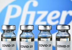 Coronavirus: Vacuna de Pfizer podría obtener aprobación en Reino Unido a fines de la semana