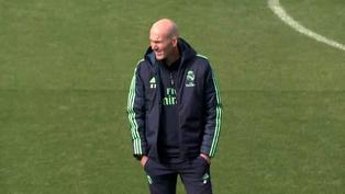 "Zidane da positivo al COVID-19 pero ""se encuentra bien"""