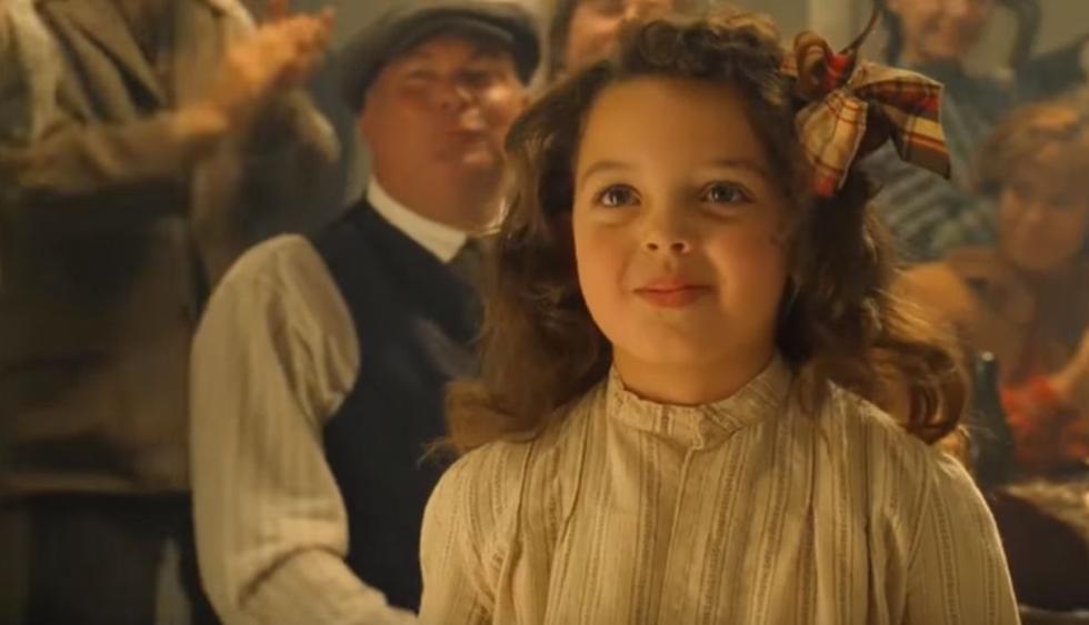 """El impresionante cambio de Alexandrea Owens la actriz que dio vida a Cora Cartmell, la niña que bailó con Leonardo DiCaprio en """"Titanic"""". (Foto: @Captura de video)"""