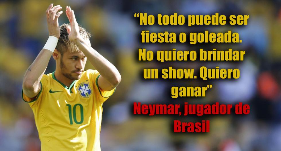 Brasil 2014: las mejores frases de un día sin fútbol - 1