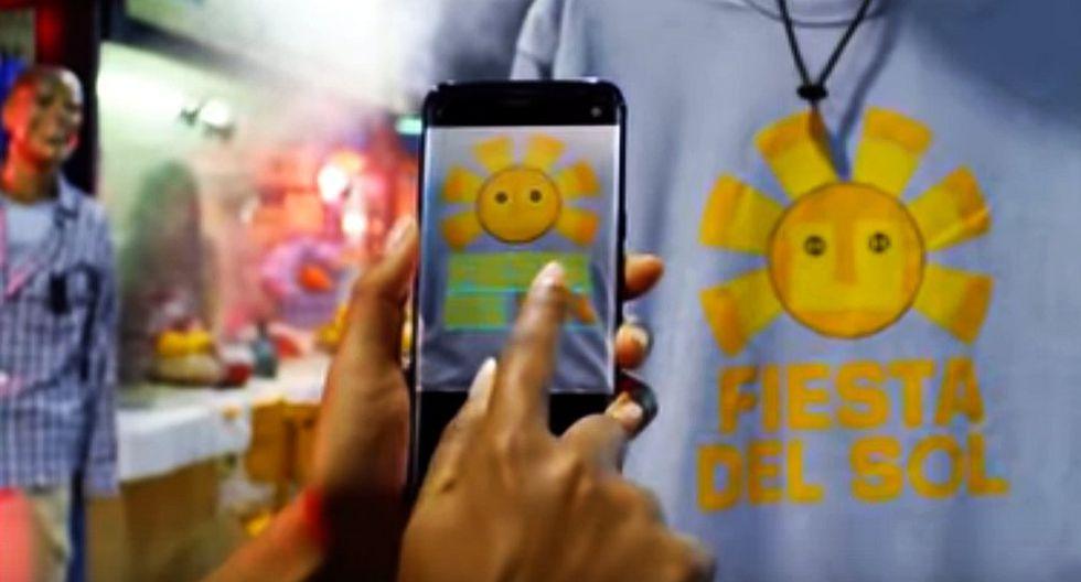Perú es protagonista de campaña mundial de Samsung Galaxy S8 - 8