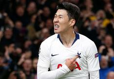 Surcoreano Son Heung-min renovó contrato con el Tottenham hasta la temporada 2025