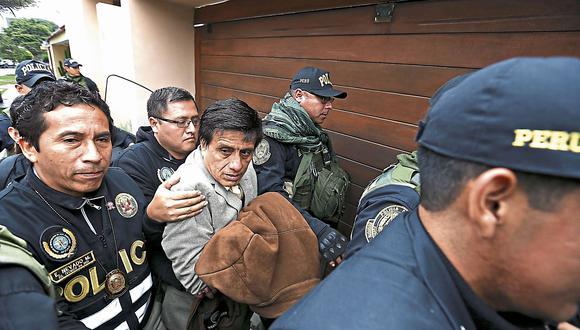 Antonio Camayo, el gerente general de la empresa Iza Motors, habría sido el operador logístico. (Foto: Hugo Pérez/ El Comercio)