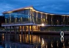 Cinco bibliotecas que destacan por su diseño vanguardista | FOTOS