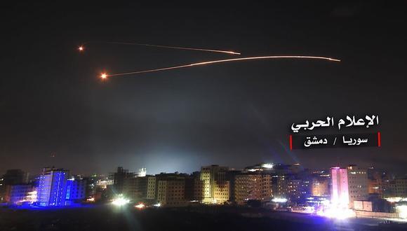 Israel dispara misil contra la provincia siria de Quneitra y mata a un soldado. (Foto referencial, AFP).