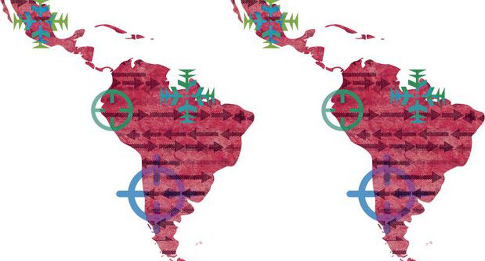 Las economías de América Latina y el Caribe deberán recurrir a fuentes internas de crecimiento para buscar acelerar la recuperación.