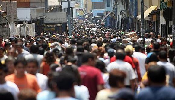 """""""Hace dos siglos, el Perú se volvió una república con apenas un millón de habitantes y, desde esa fecha, su población se ha multiplicado 30 veces"""". (Foto: Archivo)."""
