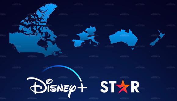 Star y Star Plus llegarán en el 2021 como un sitio web de streaming unido a Disney Plus (Foto: Disney)