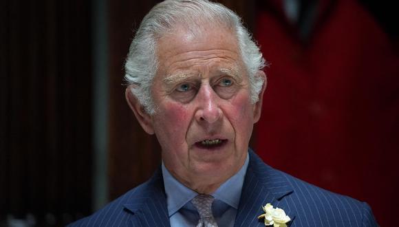 El príncipe Carlos no asistirá al homenaje a Diana de Gales. (Foto: AFP)