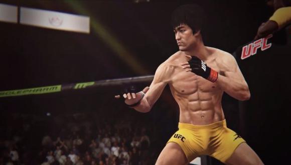 UFC presenta a Bruce Lee con nuevo tráiler