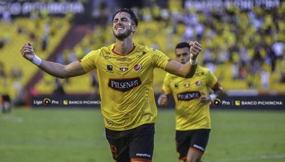 Barcelona SC se impuso por 1-0 a Guayaquil City por la Liga Pro de Ecuador en el estadio Monumental Isidro Romero Carbo de Guayaquil (Foto: agencias)