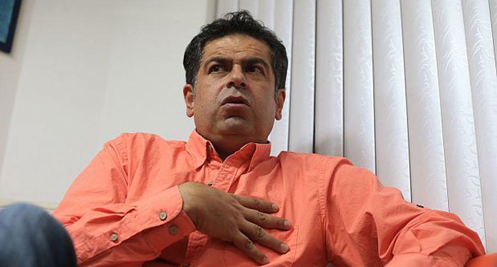 Abogados de Álvarez y López Meneses visitaron a Belaunde Lossio
