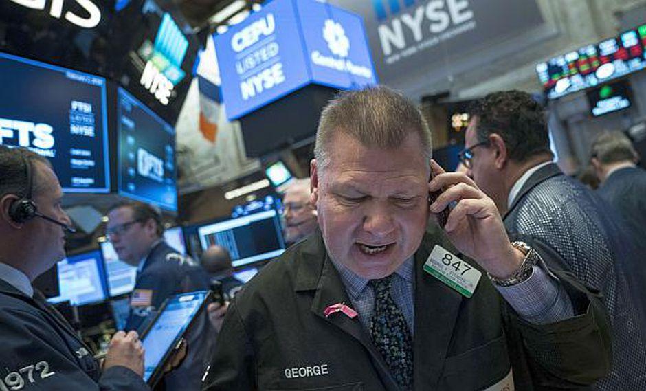 Hoy las acciones tecnológicas estaban entre las más favorecidas en Wall Street. (Foto: AFP)