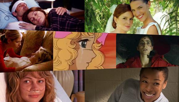 Estas son algunas de las muertes más impactantes de las serie de TV.