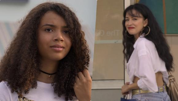 "Escenas de ""Selena: la serie"", ficción de Netflix protagonizada por Christian Serratos. (Foto: Netflix)"
