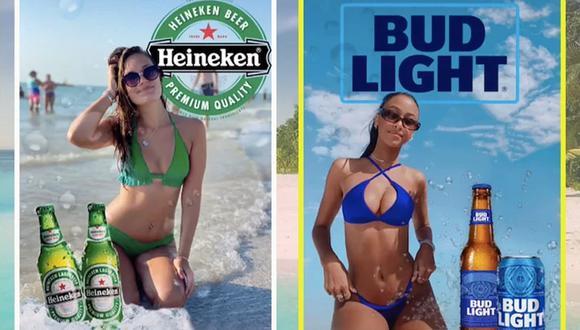 El nuevo trend viral del poster de cerveza en TikTok demuestra por qué los expertos de marketing deberían analizar la plataforma (Foto: TikTok)