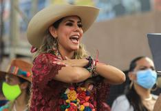 Una mujer asume por primera vez el gobierno del estado mexicano de Guerrero