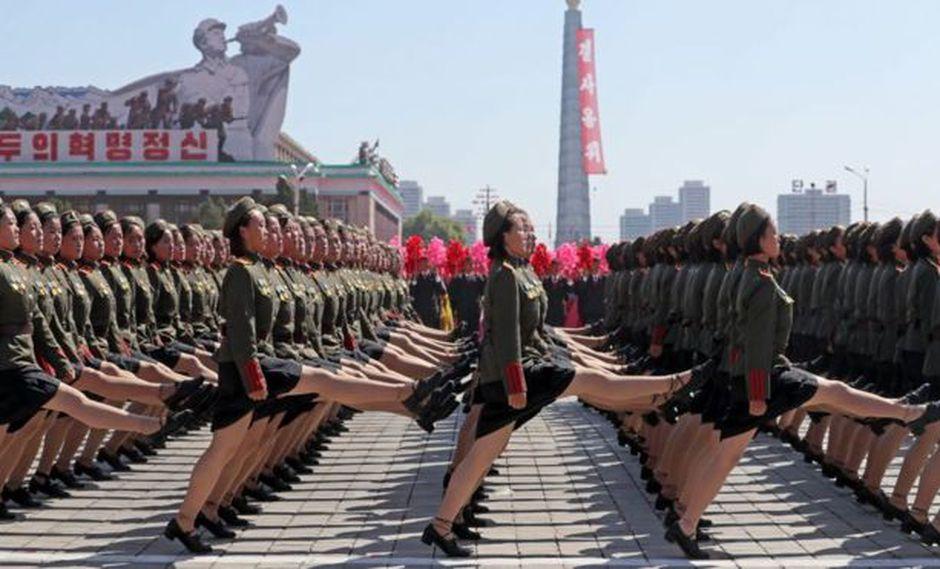 Los participantes entrenan hasta 10 horas diarias durante seis meses para el desfile. (Foto: Getty Images)