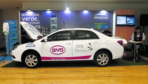Los autos eléctricos de BYD podrían partir desde los US$27.000.