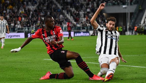 Juventus y AC Milan igualaron 1-1 en el Allianz Stadium de la ciudad de Turín por la fecha 4 de la Serie A. (Foto: Milan)