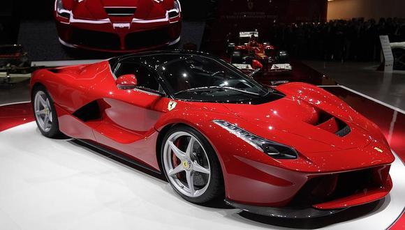 FCA recaudó US$893 millones de dólares en la oferta de 17,2 millones de acciones de Ferrari, a un precio de US$52 dólares cada una.(Foto: Getty Images)