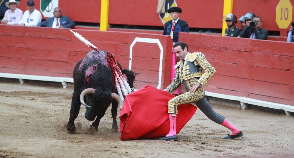 El TC ratificó la constitucionalidad de las corridas y peleas de toros, así como de las peleas de gallos, y otros eventos. (Foto: GEC )
