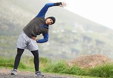 Ejercicios básicos para una mejor postura al correr