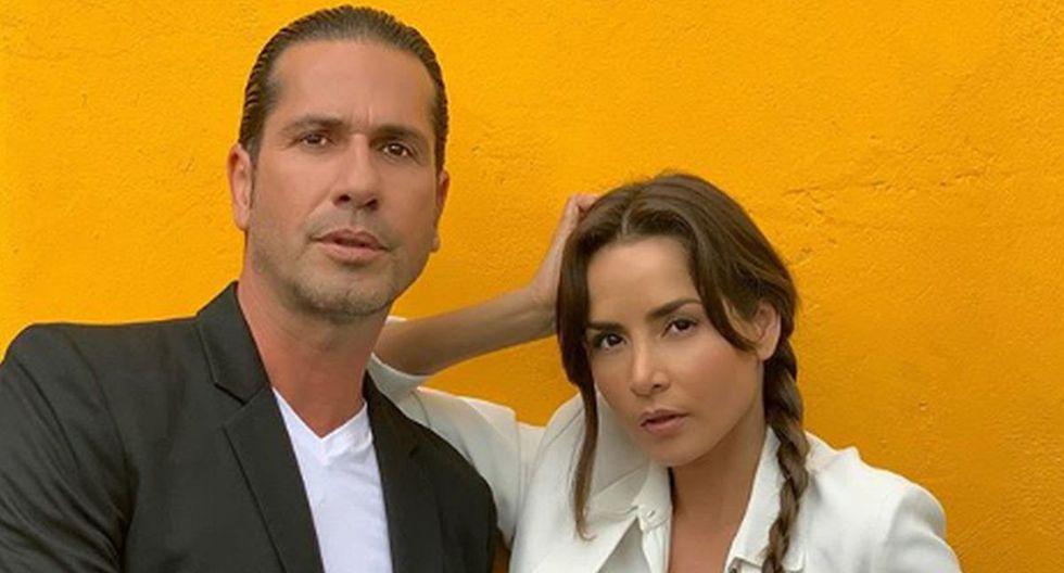 Carmen Villalobos y Gregorio Pernía interpretaron a Catalina y 'El Titi', respectivamente, en la exitosa ficción de Telemundo (Foto: Instagram)