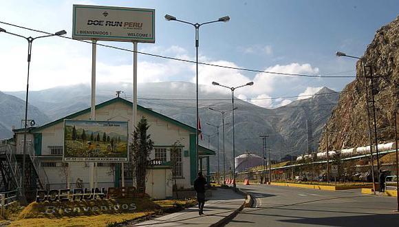 Doe Run Perú despediría al 20% de sus trabajadores