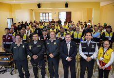Pueblo Libre: Policía capacita a vigilantes para apoyar en la lucha contra la delincuencia
