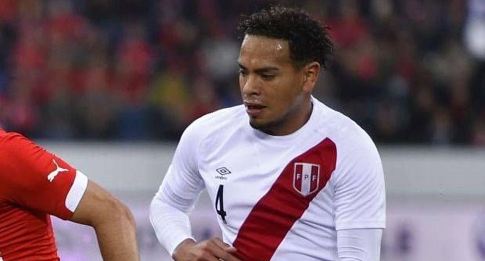 """Alexander Callens: """"Estoy feliz por regresar a la selección"""""""