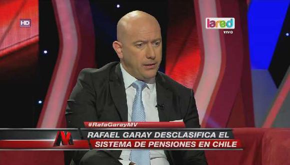 Experto en economía de TV chilena buscado por estafa piramidal