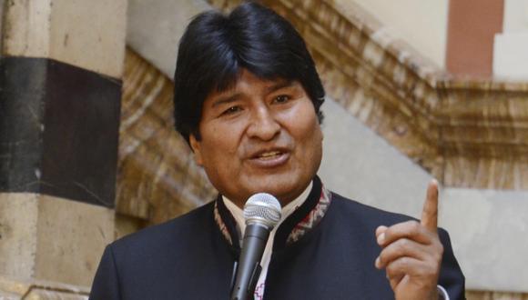 Evo Morales entregó a la Corte de La Haya alegatos contra Chile