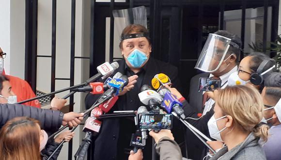 Richard Swing reapareció para defenderse tras audios difundidos sobre el presidente Martín Vizcarra