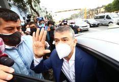 Julio Guzmán: PJ evaluó pedido de impedimento de salida del país