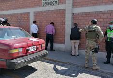 Arequipa: Tres sujetos que se hicieron pasar como policías son capturados tras una persecución   VIDEO