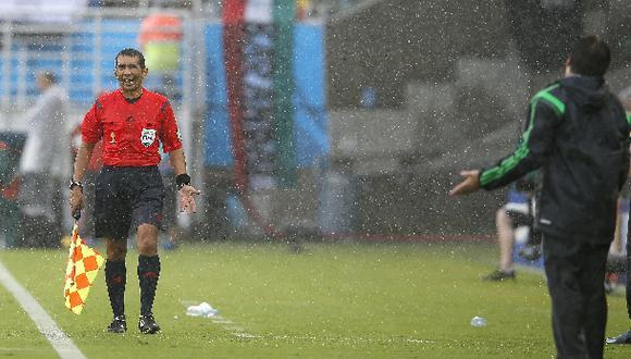 ¿El primero de muchos? La FIFA castigó a árbitro colombiano